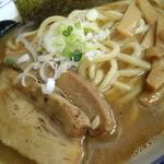44221953 - らぁ麺(昼)