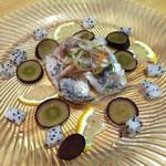 ラ・カラミータ - 予約するとアイデアあふれる料理が出ます。