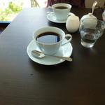 44223260 - ランチのドリンク(ブレンドコーヒー)