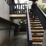 44223791 - 階段から始まる木の温もり