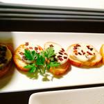 桔瓜 - レーズンバター