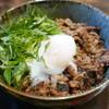 鉄板焼物 やちむん - 料理写真:炙り豚味噌丼(並)630円