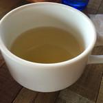 44225490 - ランチ 生姜スープ