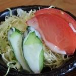 七フクロウ - サラダ