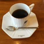 カフェ・ドンキホーテ - 食後のコーヒーです