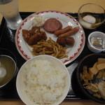 白子ニューシーサイドホテル - 料理写真:食べすぎかなぁ