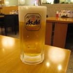 海鮮料理 きとら - 生ビール