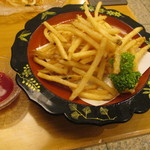 海鮮料理 きとら - フライドポテト 450円