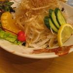 海鮮料理 きとら - 淡路玉ねぎのスライス 480円