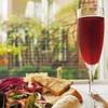 ガーデン&クラフツ カフェ - 料理写真:ノンアルコールのスパークリングワイン