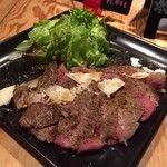 Casual Italian & Pasta LEGARE(レガーレ) - 牛肉のタリアータ1,200円