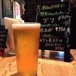Casual Italian & Pasta LEGARE(レガーレ) - 生ビール300円