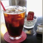 アトモスカフェ - アイスコーヒー