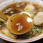 大福屋 - 昔ながらのあっさりスープ