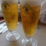 パークカフェ - ハートランド生ビール500円