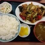 中華料理 新興軒 - 回鍋肉