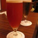 Cafe DRAPERIE - とりあえずビール