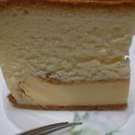 パティスリーフォンセ - ダブルチーズです
