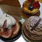 パティスリーフォンセ - 買ったケーキです