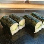 銀寿し - 料理写真:かっぱ