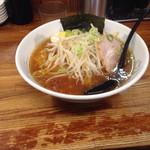 三水ラーメン - 料理写真:もやしラーメン600円