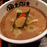 44232695 - 濃厚魚介系スープ
