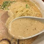 2代目哲麺 -