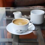 アクアリウム at ALFRED DUNHILL - コーヒー
