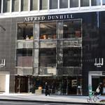 アクアリウム at ALFRED DUNHILL - 明治屋銀座ビルの2,3階