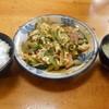 沖縄料理金城 - 料理写真:ゴーヤ炒定食