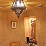 インド料理 ショナ・ルパ - シタール 7本の弦