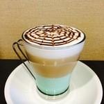 Cafe Terrasse ポコアポコ - チョコミント・マキアート