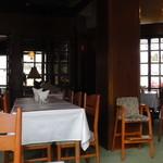 レストラン モントレー - 店内の様子①