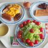 さんふらわあ レストラン - 料理写真:こんな感じの朝食