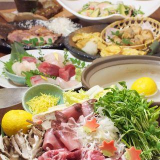 恵比寿屋の自慢の宴会