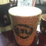 むすび むさし - 生ビール400円