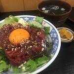 さくら亭 - ボンバーレフトスペシャル丼