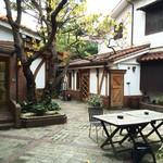 Kougenshakohikan - 中庭