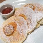 ツッキーズ - リコッタチーズのパンケーキ