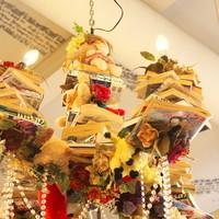 カフェ ゼノン-シャンデリア