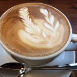 ドロップコーヒー - カフェラテ