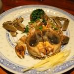 漢陽楼 - 酔蟹(酔っ払い蟹)(雌)