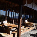天下茶屋 - 縁側席