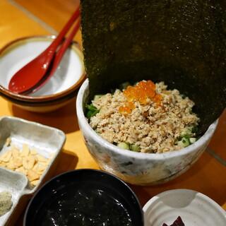 江ノ島小屋 - 鯖丼