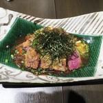 喰心-meat Dining- - 山形牛ヒレのカツとじ