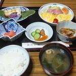 井上旅館 - 朝食