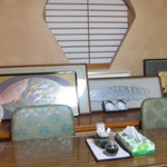 井上旅館 - 食堂