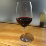 レストラン リッシュ - ちょい呑み用グラスワイン赤