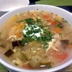 NOROC - ズッキーニのスープ