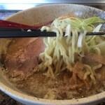麺処 蓮海 - 豚骨塩ラーメン770円
